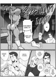 AbsolutBleuBoys Stripper Night 01