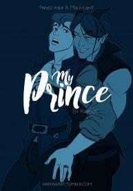 KappaX Art Sleeping Beauty My Prince Maleficient x Prince Phillip 1