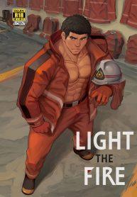 Dainyu Dougumo 代入道雲 Light the Fire 01
