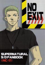 Golden Kotaro まっすぐ! Supernatural No Exit Sam Winchester x Dean Winchester 01