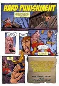 Jerry Lewis God of War Hard Punishment Kratos 1