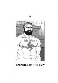 Gengoroh Tagame 田亀源五郎 Paradise of the Sow 01