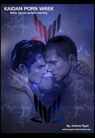 Andrew Ryan Mass Effect Kaidan Porn Week Kaidan Alenko x Commander Shepard 01